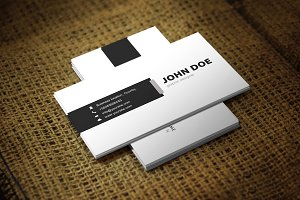 Daniio Business Card Template