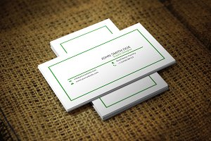 Dernat Business Card Template