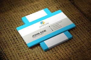 Eanor Business Card Template