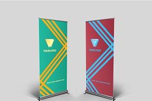 Business Roll-up Banner - nex #004