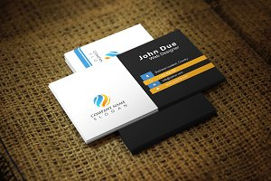 Monio Business Card Template