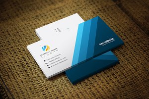 Musino Business Card Template