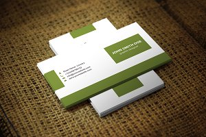 Nopori Business Card Template