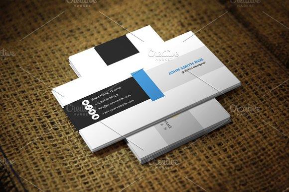 Norat Business Card Template