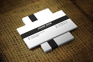 Oravit Business Card Template