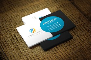 Pavie Business Card Template