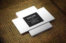 Pionio Business Card Template