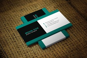 Riato Business Card Template