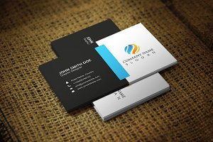Tevon Business Card Template