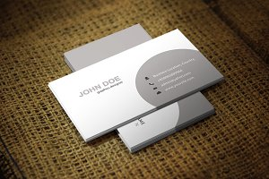 Tionie Business Card Template