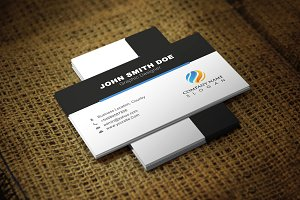 Uniea Business Card Template