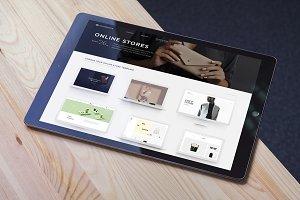 iPad Pro Mockups v3