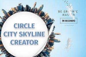 Circle City Skyline Creator