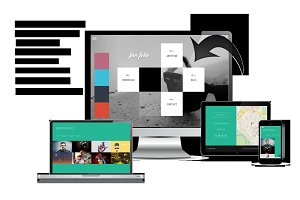 Fun Folio Wordpress Theme