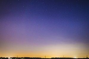 Dutch Starry Night Sky
