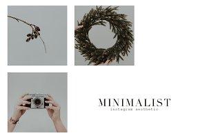 Minimalist Aesthetic Collection