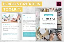 E-Book Creation Toolkit: InDesign