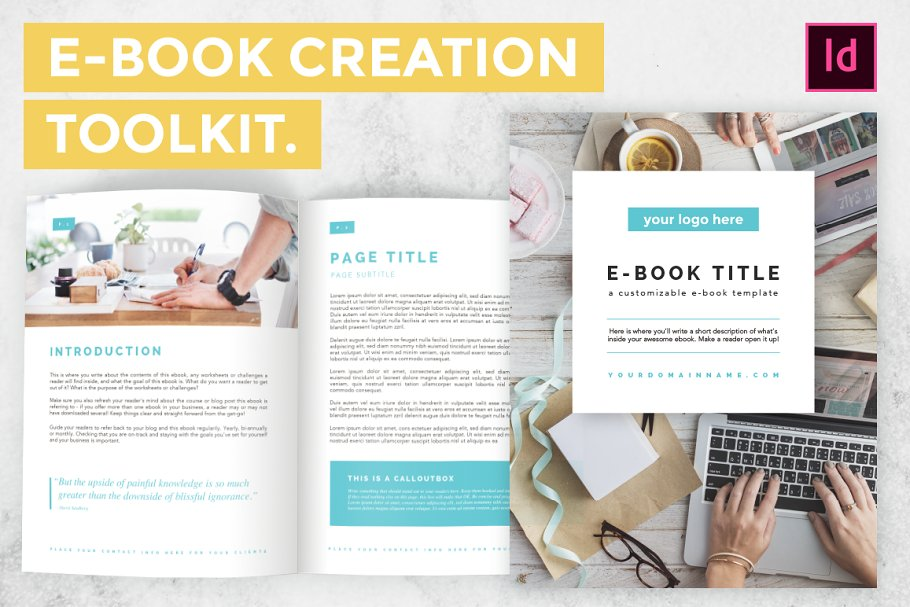 InDesign: E-Book Creation Toolkit