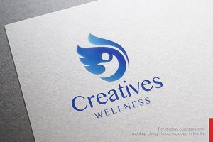 Health and Wellness Logo