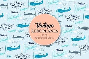 Vintage Aeroplanes