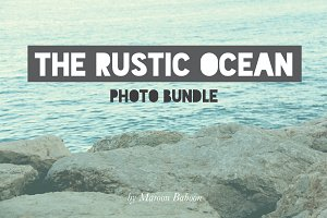 The Rustic Ocean 25+ Photos Bundle