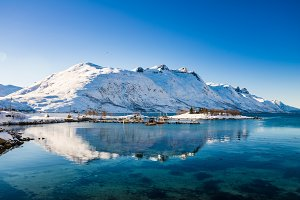 Norway by winter