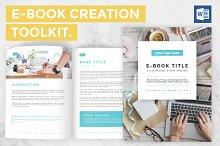 E-Book Creation Toolkit: Word