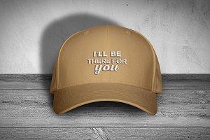 Hat / Snapback Mockup