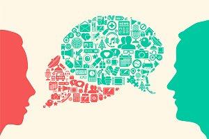 Social Conversation Concept