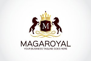 Maga Royal Logo Template