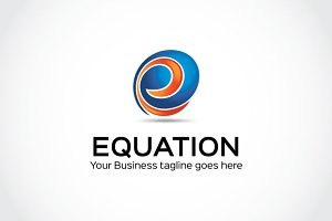 Equation Logo Template