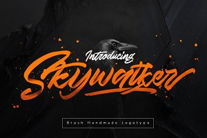 Skywalker Logotype 25% OFF (UPDATE)