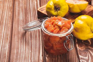 The Quince jam
