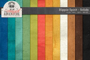 Solid Papers Hippie Spirit