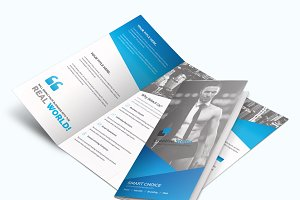 Corporate Business Trifold Brochures