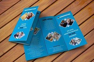 Tri-fold Brochure Template v03