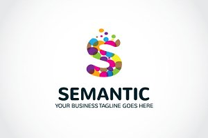 Semantic Logo Template