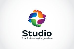 Studio Logo Template