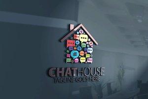 Chat House Logo