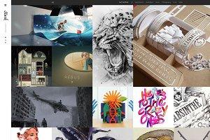 Stack | Portfolio Template