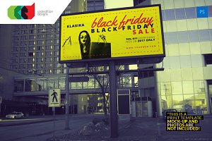 Black Friday Billboard 2