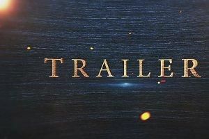 Epic Trailer Titles