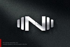 Letter N Logo - including A-Z