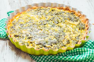 The Spinach Tart
