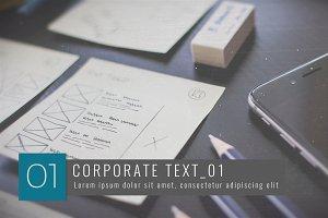 Corporate Colorful Slideshow