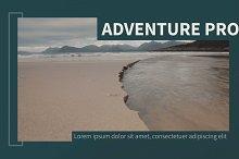 Adventure Promo