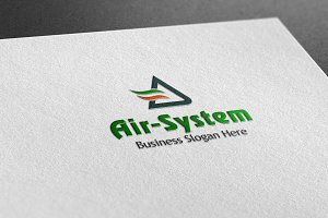 Air-System Style Logo