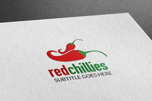 Red Chillis Logo