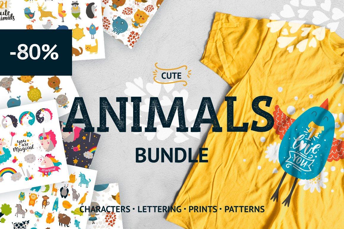 Scandinavian 2 - Nursery prints ~ Illustrations ~ Creative Market