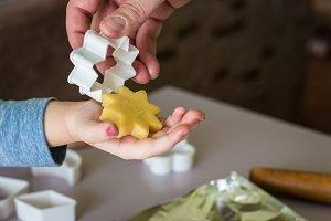 dough for children's hands